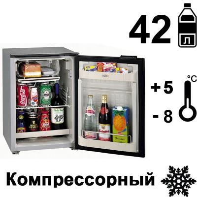 Автохолодильник встраиваемый Indel B Cruise 042/V