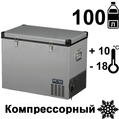 Автохолодильник переносной компрессорный Indel B TB100