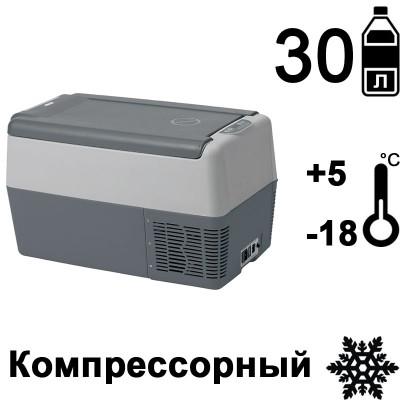 Автохолодильник переносной компрессорный Indel B TB31A