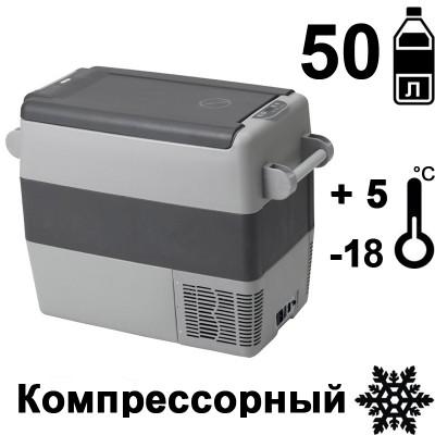 Автохолодильник переносной компрессорный Indel B TB51A