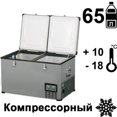 Автохолодильник компрессорный переносной Indel B TB65
