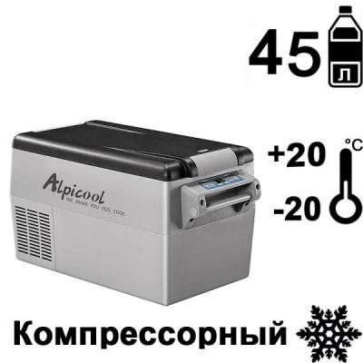 Автохолодильник Alpicool CF45